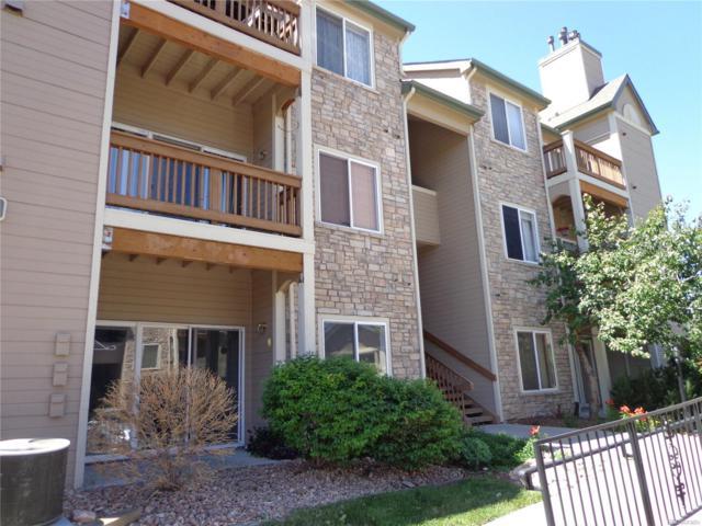 7489 S Alkire Street #304, Littleton, CO 80127 (MLS #4518506) :: 8z Real Estate