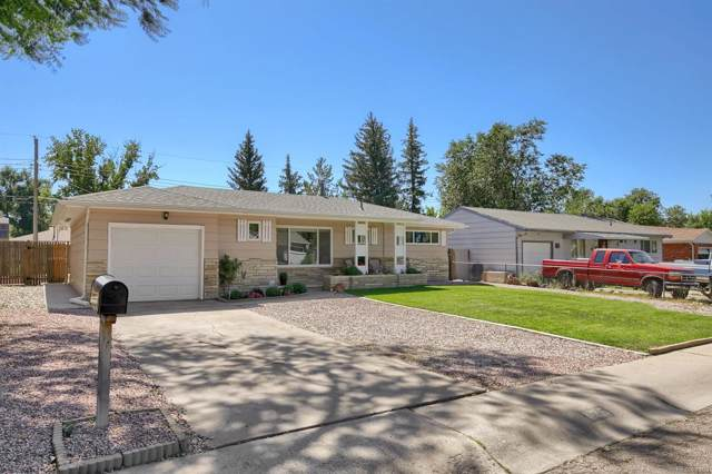 125 Larch Drive, Colorado Springs, CO 80911 (#4518671) :: The Heyl Group at Keller Williams