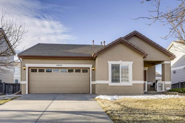 19626 E 59th Place, Aurora, CO 80019 (#4519536) :: The Peak Properties Group