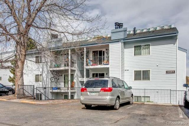 13087 W Cedar Drive #125, Lakewood, CO 80228 (#4519576) :: Colorado Team Real Estate