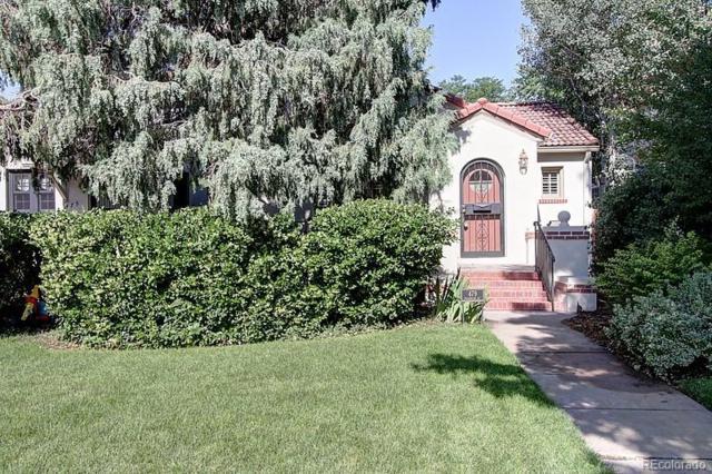 479 N Franklin Street, Denver, CO 80218 (#4519733) :: Mile High Luxury Real Estate