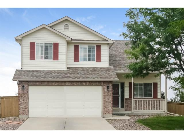5113 Eckert Circle, Castle Rock, CO 80104 (#4519911) :: Colorado Team Real Estate