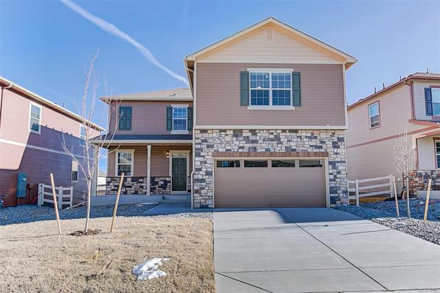 4444 S Valdai Way, Aurora, CO 80015 (#4519997) :: 5281 Exclusive Homes Realty