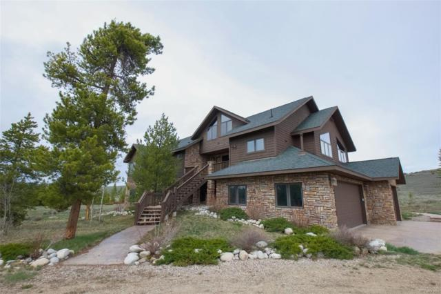 346 County Road 6236S, Granby, CO 80446 (#4520048) :: The Heyl Group at Keller Williams
