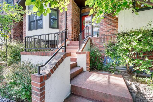 1290 N High Street C, Denver, CO 80218 (#4520225) :: RazrGroup