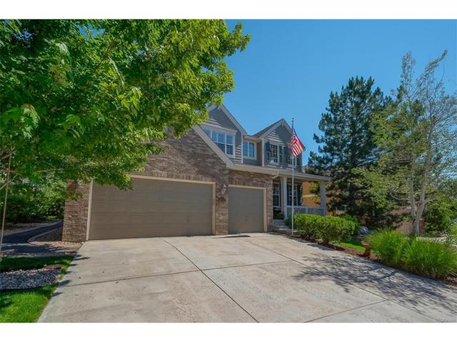 621 Stonemont Court, Castle Pines, CO 80108 (#4520398) :: The Sold By Simmons Team