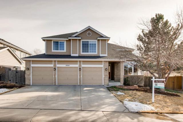 7454 Indian Wells Cove, Lone Tree, CO 80124 (#4520578) :: The Peak Properties Group