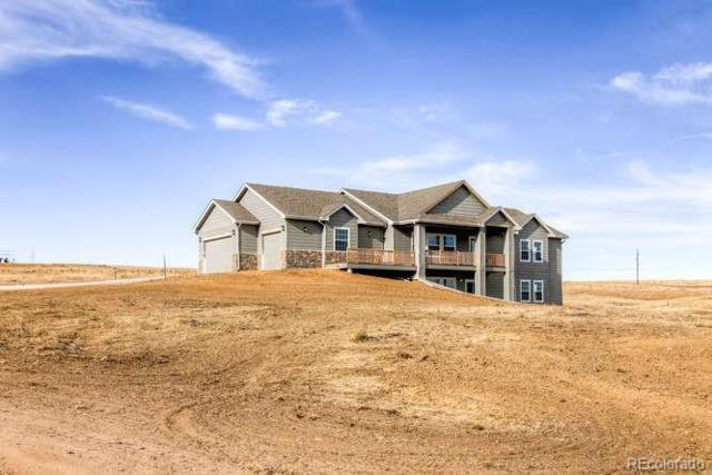 6413 Black Forest Drive, Elizabeth, CO 80107 (#4521107) :: 5281 Exclusive Homes Realty