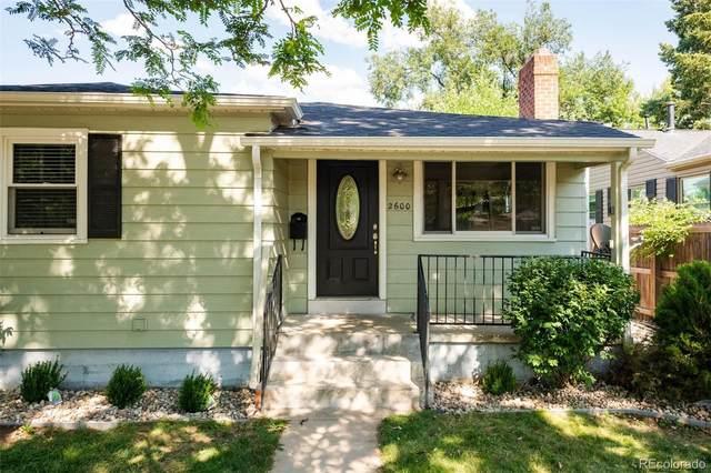 2600 S Vine Street, Denver, CO 80210 (#4521147) :: The Colorado Foothills Team | Berkshire Hathaway Elevated Living Real Estate