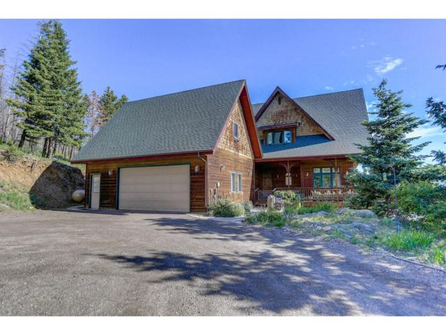 15860 Rist Canyon Road, Bellvue, CO 80512 (MLS #4521359) :: 8z Real Estate
