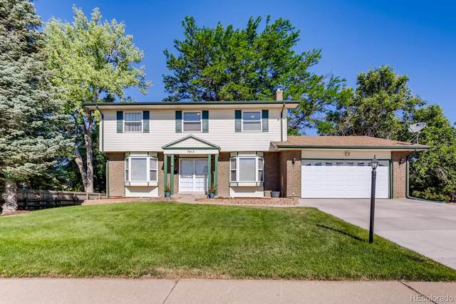 7413 S Quince Street, Centennial, CO 80112 (MLS #4521369) :: 8z Real Estate