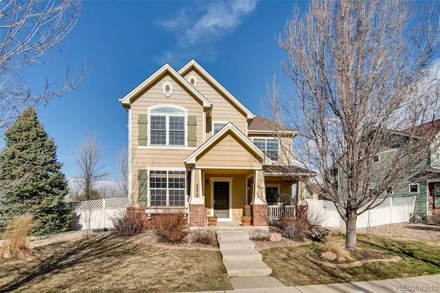 2270 Harmony Park Drive, Westminster, CO 80234 (#4521390) :: The Peak Properties Group