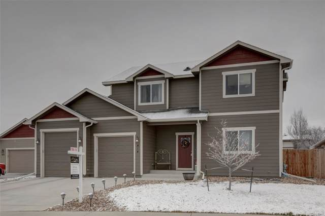 414 Clover Court, Frederick, CO 80530 (#4521878) :: Harling Real Estate