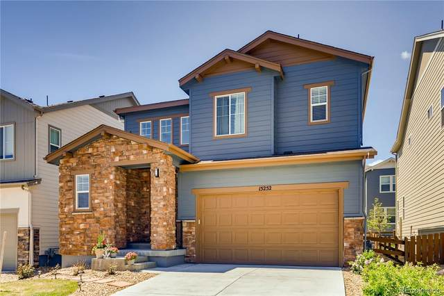 15252 W 93rd Place, Arvada, CO 80007 (#4522106) :: Bring Home Denver with Keller Williams Downtown Realty LLC
