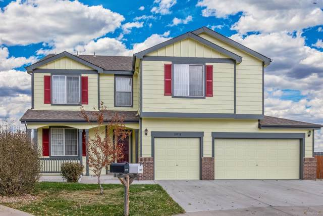 10938 Saint Paul Way, Northglenn, CO 80233 (#4522421) :: The HomeSmiths Team - Keller Williams