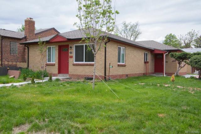 2001 S Pearl Street, Denver, CO 80210 (#4522502) :: Colorado Team Real Estate
