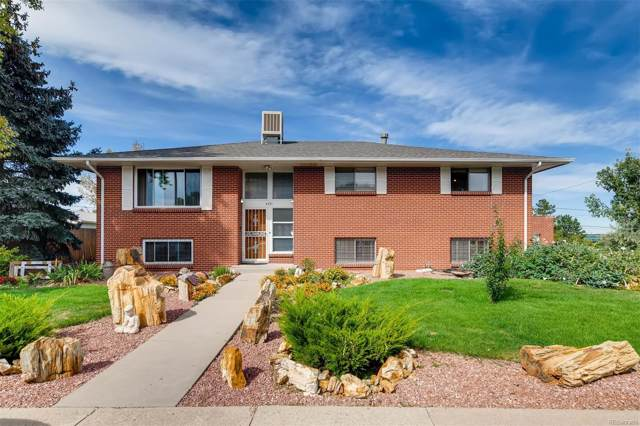 4731 W 66th Avenue, Arvada, CO 80003 (MLS #4522712) :: 8z Real Estate