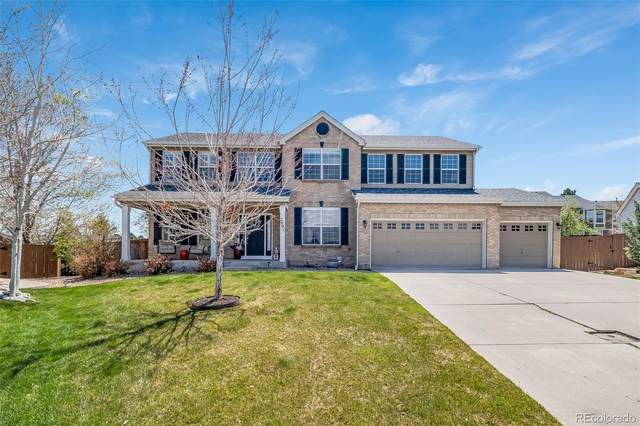 2001 Maples Place, Highlands Ranch, CO 80129 (MLS #4522894) :: The Sam Biller Home Team
