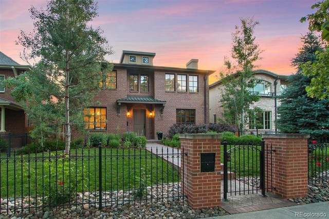 2433 S Columbine Street, Denver, CO 80210 (#4523300) :: Mile High Luxury Real Estate