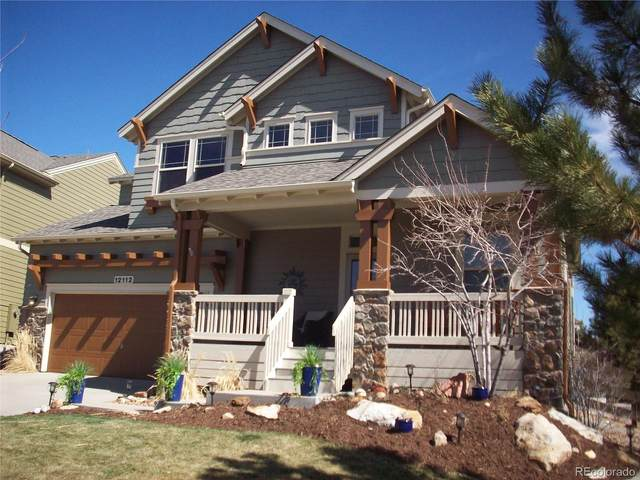 12112 S Tallkid Court, Parker, CO 80138 (#4523707) :: The Gilbert Group
