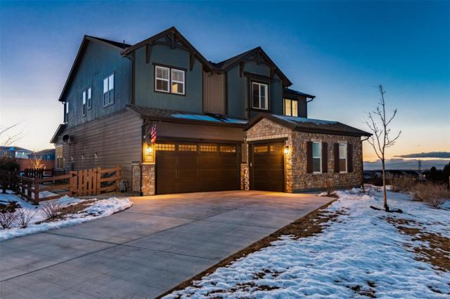 7855 S Grand Baker Street, Aurora, CO 80016 (#4523798) :: James Crocker Team