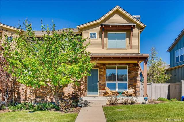 2235 E Hecla Drive B, Louisville, CO 80027 (#4524036) :: The DeGrood Team