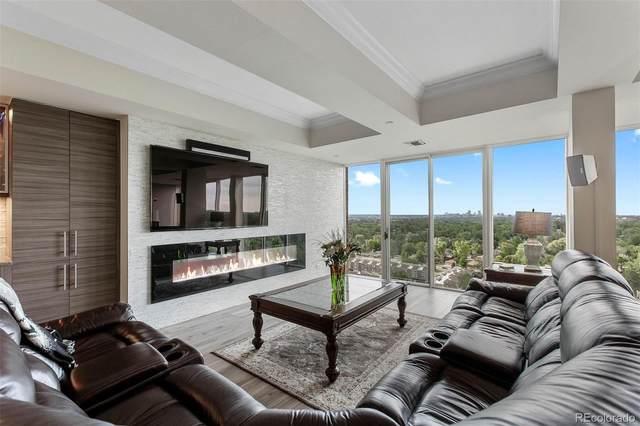 1900 E Girard Place #1403, Englewood, CO 80113 (#4524048) :: Venterra Real Estate LLC