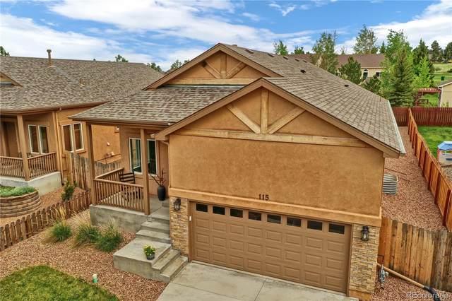 115 Greeley Boulevard, Palmer Lake, CO 80133 (#4525359) :: The Harling Team @ Homesmart Realty Group