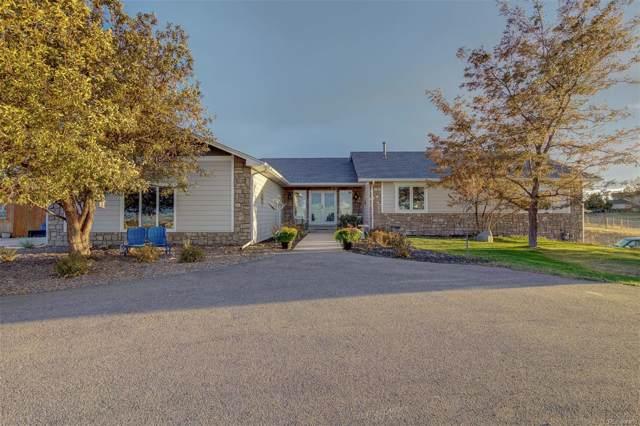 9126 E Inspiration Drive, Parker, CO 80138 (MLS #4525388) :: 8z Real Estate