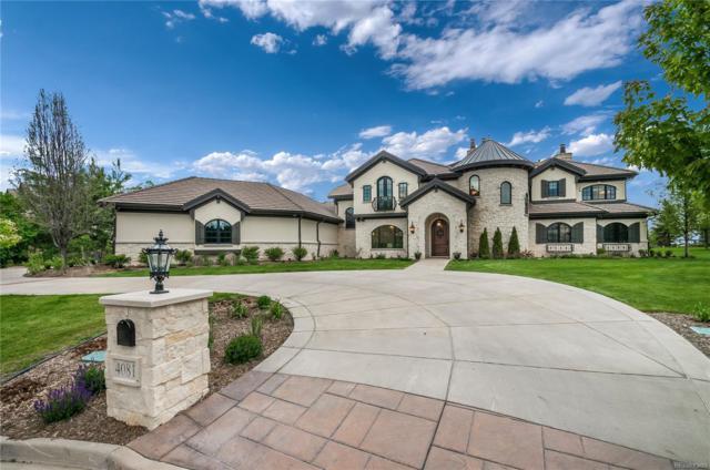 4081 E Chestnut Court, Greenwood Village, CO 80121 (MLS #4525527) :: 8z Real Estate