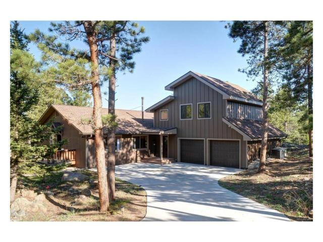 62 Bridger Trail, Ward, CO 80481 (MLS #4525750) :: 8z Real Estate