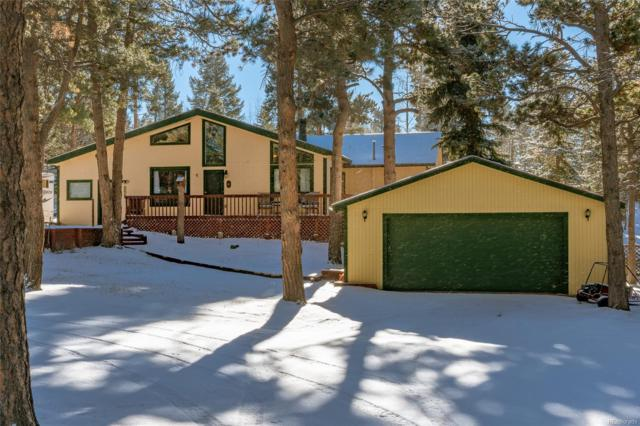 255 Sunnywood Lane, Woodland Park, CO 80863 (#4525814) :: 5281 Exclusive Homes Realty