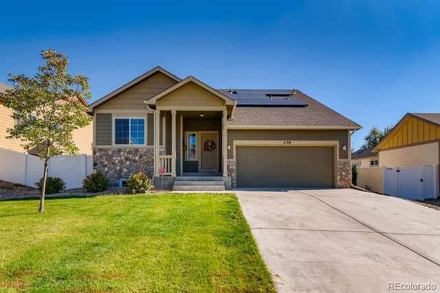 Address Not Published, , CO  (MLS #4525898) :: Kittle Real Estate