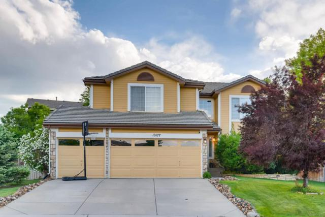 10177 Jill Avenue, Highlands Ranch, CO 80130 (#4525956) :: House Hunters Colorado