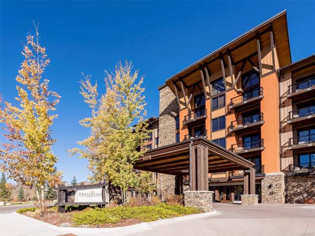 1175 Bangtail Way #4106, Steamboat Springs, CO 80487 (MLS #4526363) :: 8z Real Estate