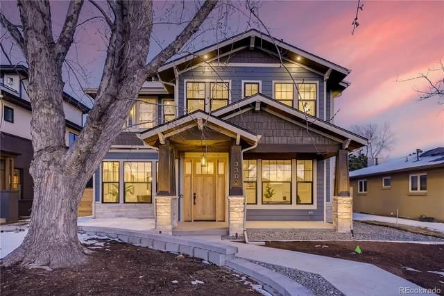 3302 S Albion Street, Denver, CO 80222 (#4527459) :: HergGroup Denver