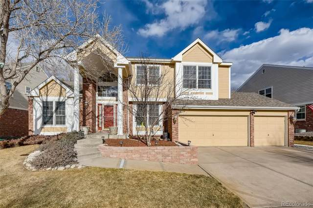 9396 Desert Willow Road, Highlands Ranch, CO 80129 (#4527573) :: The Dixon Group