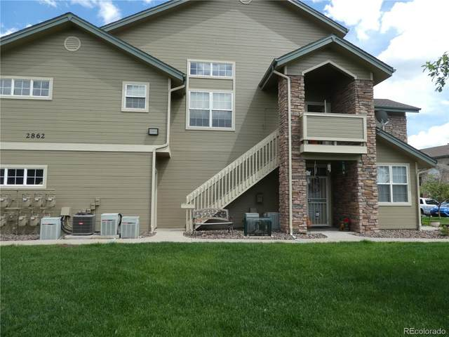 2862 W Centennial Drive C, Littleton, CO 80123 (MLS #4527574) :: Keller Williams Realty