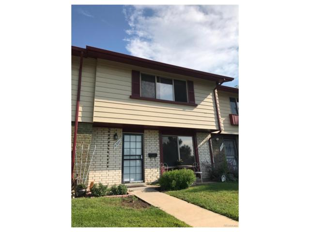 8301 W Virginia Avenue, Lakewood, CO 80226 (MLS #4528392) :: 8z Real Estate