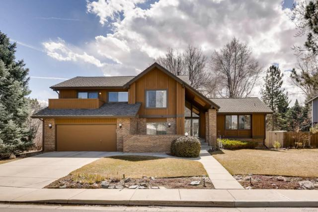 7324 S Fillmore Circle, Centennial, CO 80122 (#4528649) :: The Galo Garrido Group
