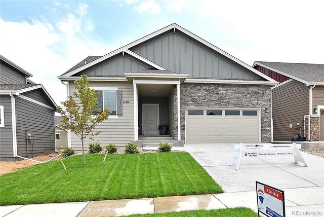 1200 103rd Court, Greeley, CO 80634 (MLS #4528867) :: Keller Williams Realty