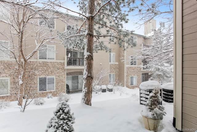 7459 S Alkire Street #104, Littleton, CO 80127 (MLS #4528949) :: 8z Real Estate