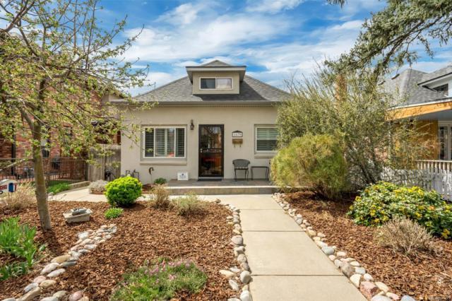 1679 S Grant Street, Denver, CO 80210 (#4528982) :: The Peak Properties Group