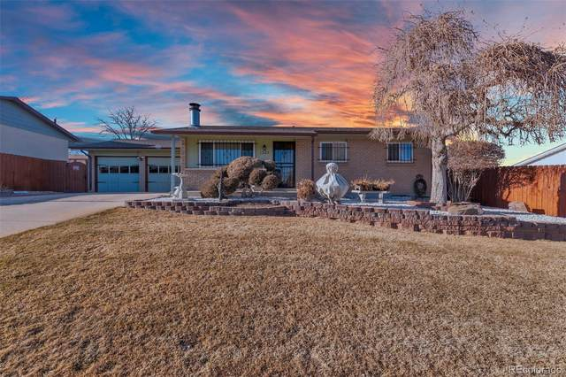 1327 Ember Street, Denver, CO 80221 (#4529306) :: The Scott Futa Home Team