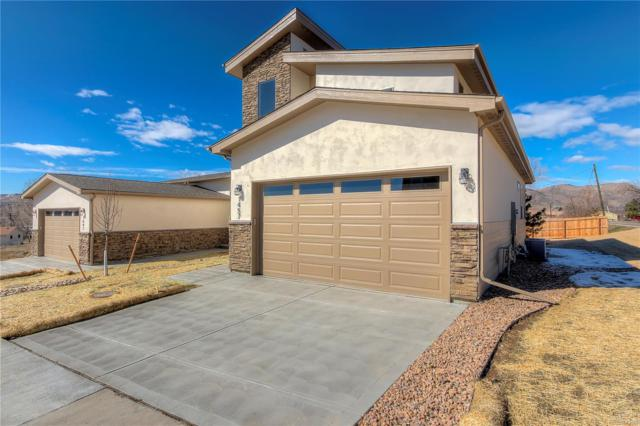 1416 Rogers Court, Golden, CO 80401 (MLS #4529554) :: Bliss Realty Group