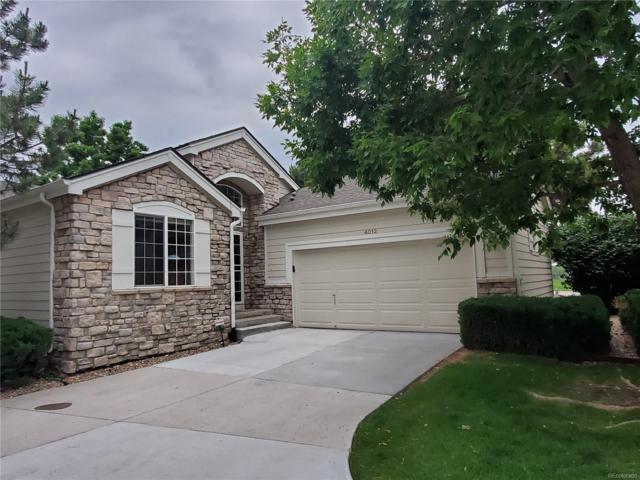 4012 E Hinsdale Circle, Centennial, CO 80122 (#4529730) :: HomePopper