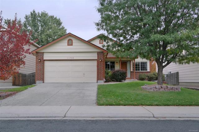 11722 Oswego Street, Commerce City, CO 80640 (#4529928) :: The Griffith Home Team