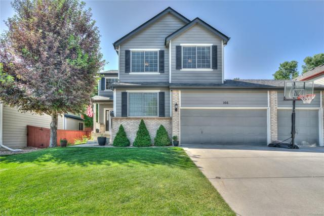 166 Estack Place, Highlands Ranch, CO 80126 (#4530152) :: The Griffith Home Team