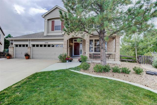 6996 Chatford Court, Castle Pines, CO 80108 (#4530175) :: The Peak Properties Group