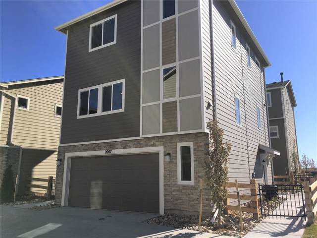 2007 Fulwell View, Colorado Springs, CO 80910 (#4530652) :: Bring Home Denver with Keller Williams Downtown Realty LLC